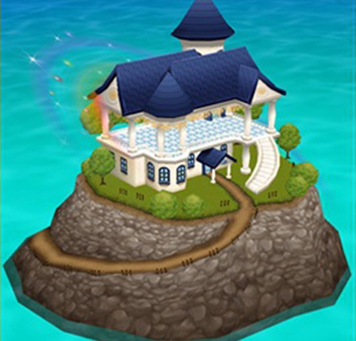 House on the Island